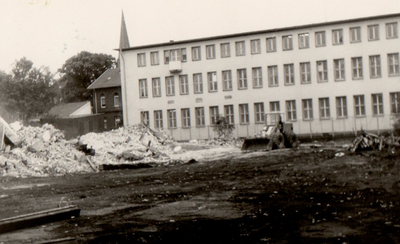 Bundespost in Lingen