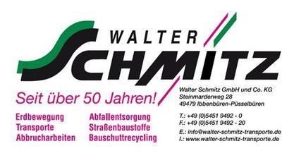 50 Jahre Walter Schmitz